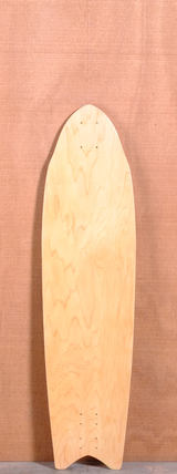 "Comet 38"" Grease Shark Longboard Deck"