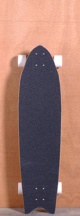 "Comet 38"" Grease Shark Longboard Complete"