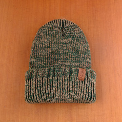 Poler Huntsman Beanie - Forest Green
