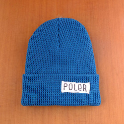 Poler Worker Man Beanie - Teal