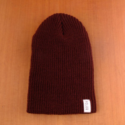 Poler Tube City Beanie - Chocolate