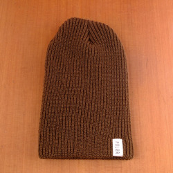 Poler Tube City Beanie - Olive Drab