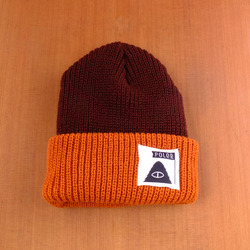 Poler Trail Boss Beanie - Chocolate