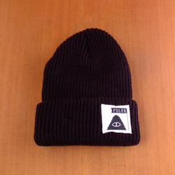 Poler Trail Boss Beanie - Black