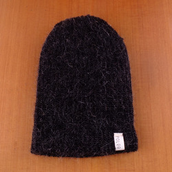Poler Mole Hair Beanie - Black