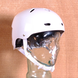 Bern Brighton Hard Hat Helmet - Gloss White