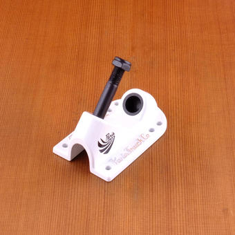 Paris 43 Degree V2 Baseplate - White