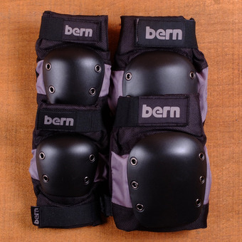Bern Adult Pad Set - Grey