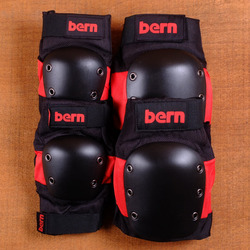 Bern Adult Pad Set - Red