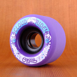 Cloud Ride Ozone 70mm 86a Wheels