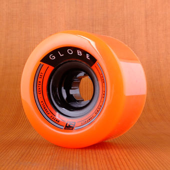 Globe Drifter 70mm 78a Wheels - Orange