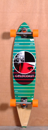 "GoldCoast 40"" Filter Longboard Complete"