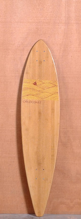 "GoldCoast 40"" Origin Longboard Deck"