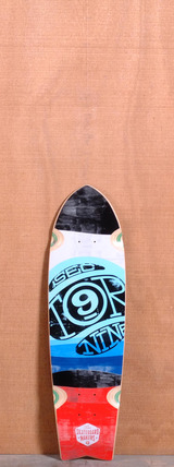 "Sector 9 29.25"" Floater Longboard Deck - Blue"