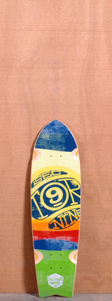"Sector 9 29.25"" Floater Longboard Deck - Yellow"