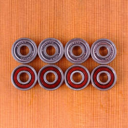 Lucky Titanium 8mm Bearings