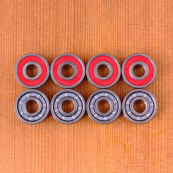 Bones Reds 8mm Bearings