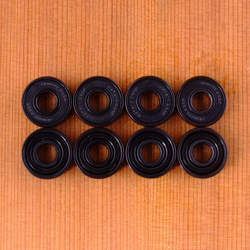 Element Abec 7 Bearings - Black