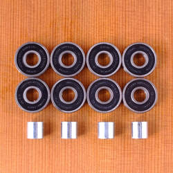 Independent Abec7 8mm Bearings