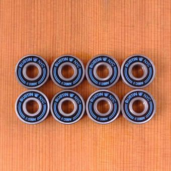 Bustin Abec9 8mm Bearings