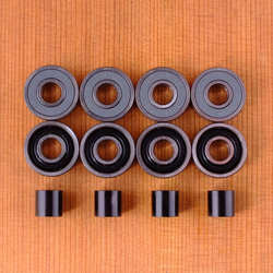 Bones Swiss Ceramic 8mm Bearings