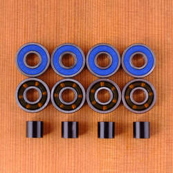 Bones Super Swiss 8mm Bearings