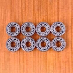 Sector 9 Abec5 8mm PDP Bearings