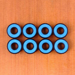 Rush Abec7 8mm Bearings