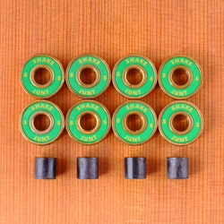 Shake Junt Triple O.G.'s Abec 7 Bearings