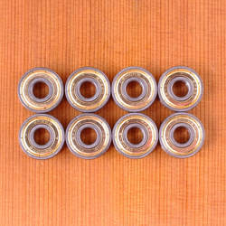 Speed Demons Abec 7 Bearings - Gold