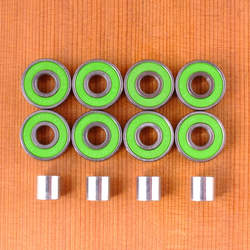 Sector 9 Abec7 8mm Cosmic Bearings