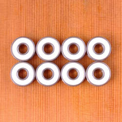 Rush All-Weather Ceramic Bearings