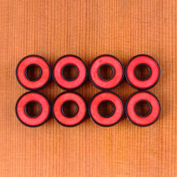 Rush Hybrid Ceramic Bearings