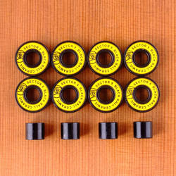 Sector 9 Ceramic 8mm Bearings