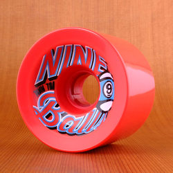Sector 9 Top Shelf 74mm 78a Wheels - Red