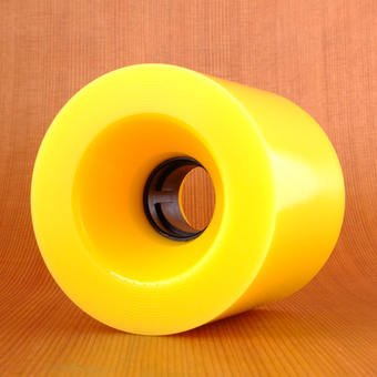 Sector 9 Steam Roller 73mm 78a Wheels - Yellow