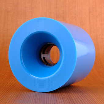 Sector 9 Steam Roller 73mm 80a Wheels - Blue