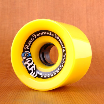 Sector 9 Race Formula 70mm 78a Offset Wheels - Yellow