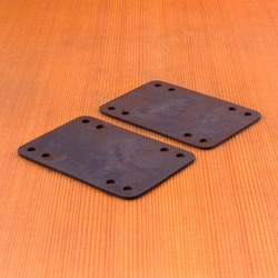 "Khiro Shock Small .062"" Risers"