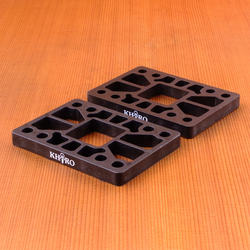 "Khiro Hard Small .3125"" Risers"