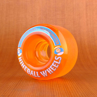 Sector 9 Nineball 61mm 78a Wheels - Orange