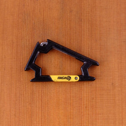 Sector 9 Carabiner Tool - Black/Yellow