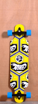 "Sector 9 37"" Seeker 37 Longboard Complete - Yellow"
