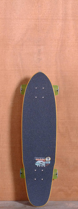 "Sector 9 31.5"" Lava Flow Longboard Complete - Yellow"