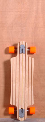 "Honey 32"" Mini V Longboard Complete"