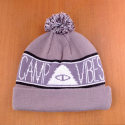 Poler Camp Vibes Beanie - Grey