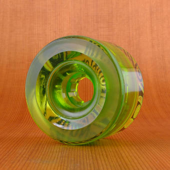 Sector 9 Top Shelf 65mm 78a Wheels - Green