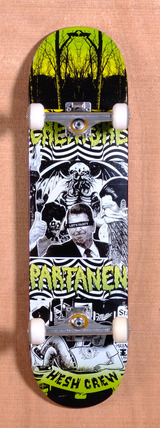 "Creature Partanen Reaganomicon 8.3"" Skateboard Complete"