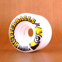 Sector 9 Butterballs 65mm 80a Wheels - White