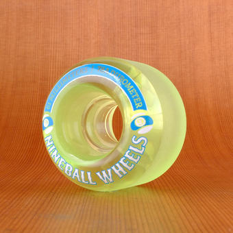 Sector 9 Nineball 61mm 78a Wheels - Green